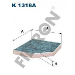 KABİN FİLTRESİ AUDI A7 4GA/GF 3.0 TFSI 299HP 10/10-